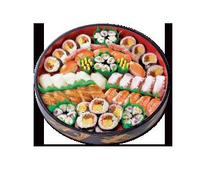 (25)寿司盛り合わせ 5人前